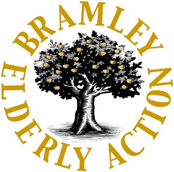 Bramley Elderly Action logo