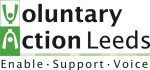 Voluntary Action Leeds logo