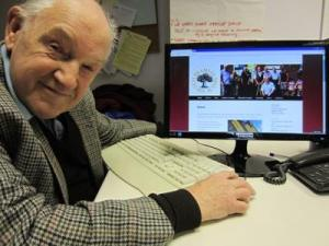 Brian Myland using the new website