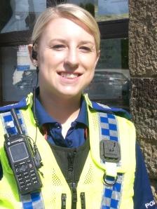 Leanne Broadhead, PCSO