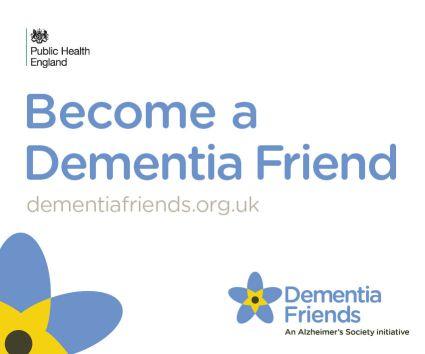Dementia Friends logo