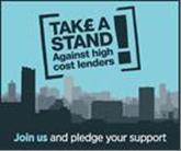 Take A Stand logo