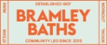 Bramley Baths logo