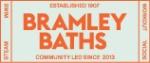 Bramley Baths logo