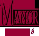 The Manor Golf Club logo