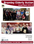 BEA Annual Report1314 Front Cover