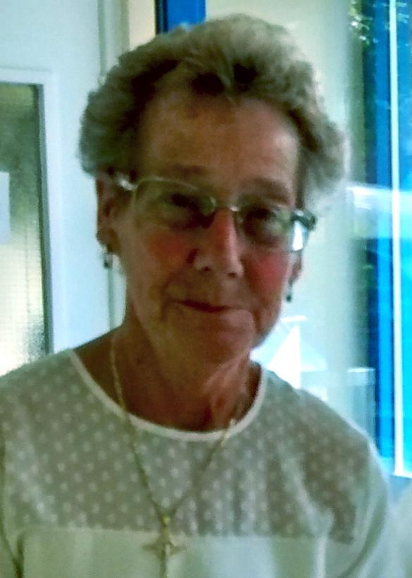 Marian Padbury portrait