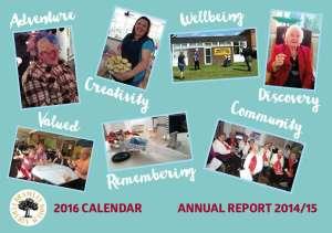 BEA calendar 2016 front cover