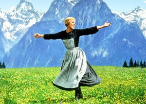 Still from the Sound of Music
