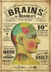 Brains of Bramley poster