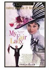 My Fair Lady film poster