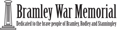 Bramley War Memorial Logo