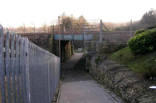Owlcotes underpass