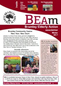 BEAm Winter 2017 front page