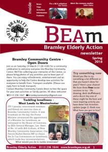 BEAmSpring 2018 front cover