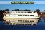Princess river cruise boat