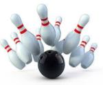 Ten-pin bowling image